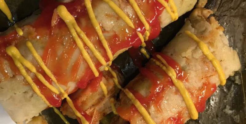 La red enloquece con los tamales con cátsup