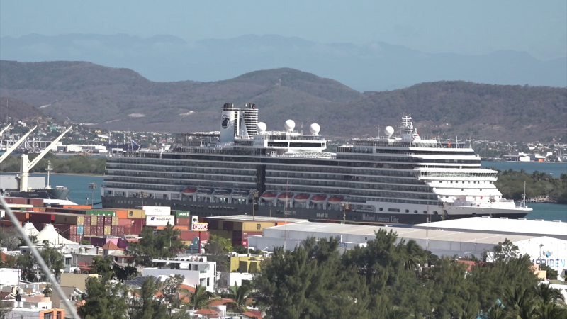 se incrementará el número de Cruceros Turísticos en 2019