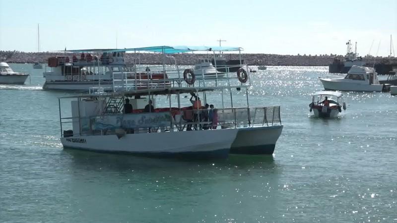 Aumentan los servicios de catamaranes en Mazatlán
