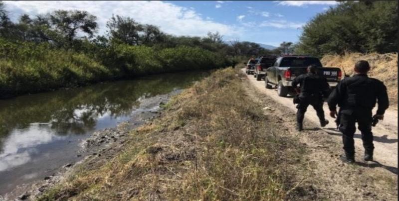 Hallan cuerpo de estudiante desaparecido en un canal en Tlajomulco
