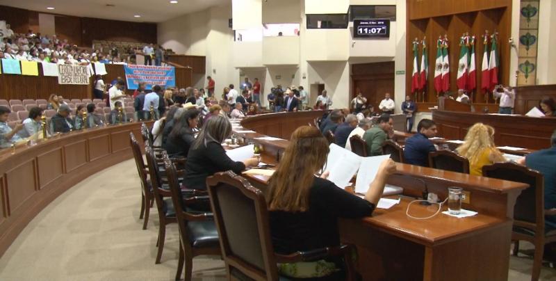 Solicitan organizaciones agrícolas mas recursos en el presupuesto estatal para temporaleros