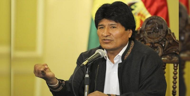 "Evo Morales califica de ""golpista"" el anuncio de la OEA sobre Nicaragua"