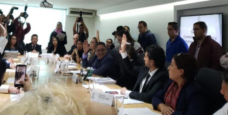 Diputados de Puebla posponen nombramiento de interino hasta enero