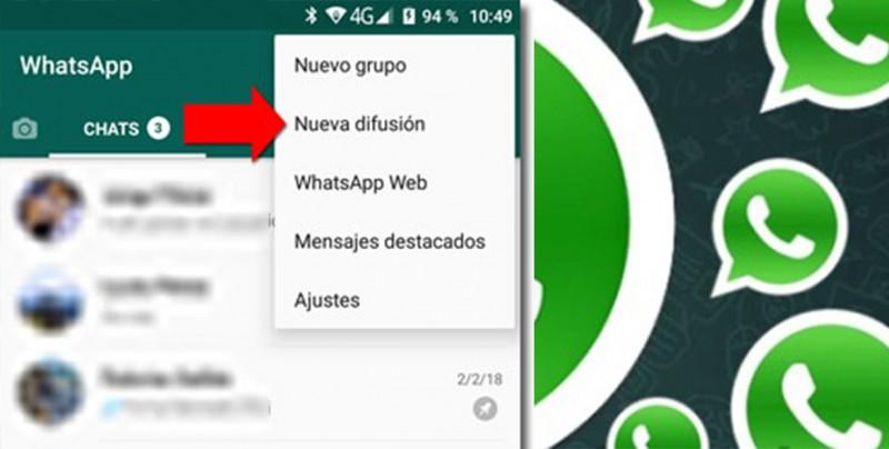 Podrás enviar mensaje por Whatsapp a más de 250 personas