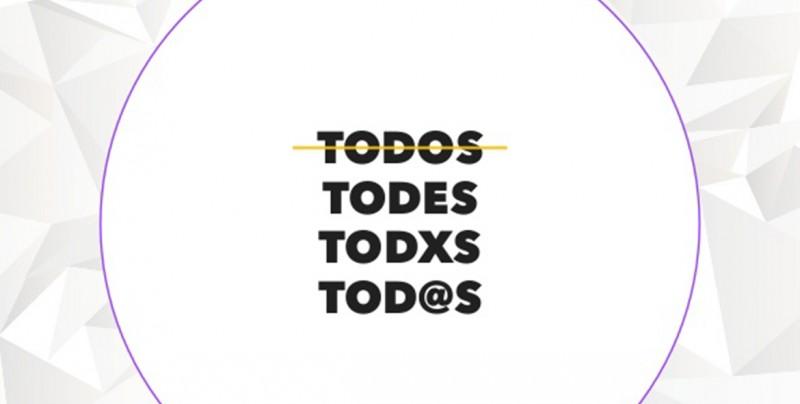 """La RAE rechaza el """"Todes, Todxs y Tod@s"""""""