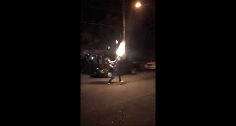 #Videos Culiacán inicia el año en medio de balaceras