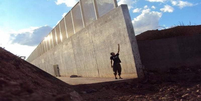 Trump insiste en que México ya está pagando el muro fronterizo