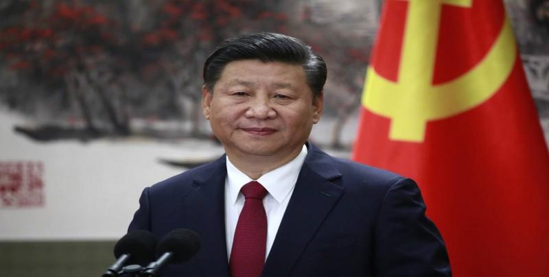 Xi dice que China se reservará uso de la fuerza para reunificación con Taiwán