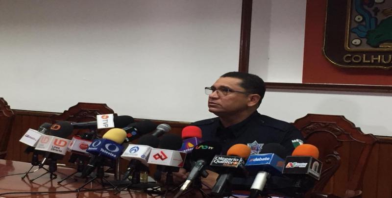 SSPyTM reprochó actitud de Municipales, uno de ellos prestó su arma a civil para disparar al aire