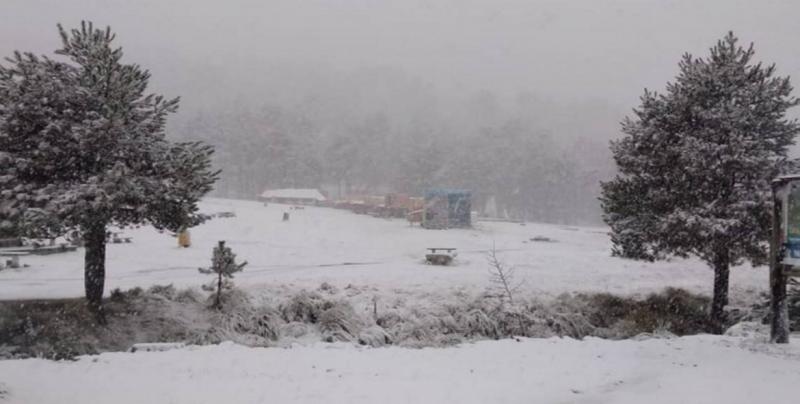 Pronostican caída de nieve en norte y noroeste del país