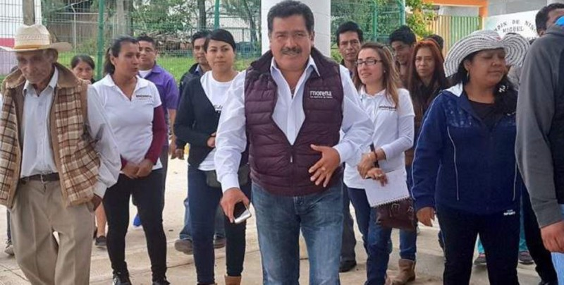 Celebran funeral del primer político asesinado este 2019 en México