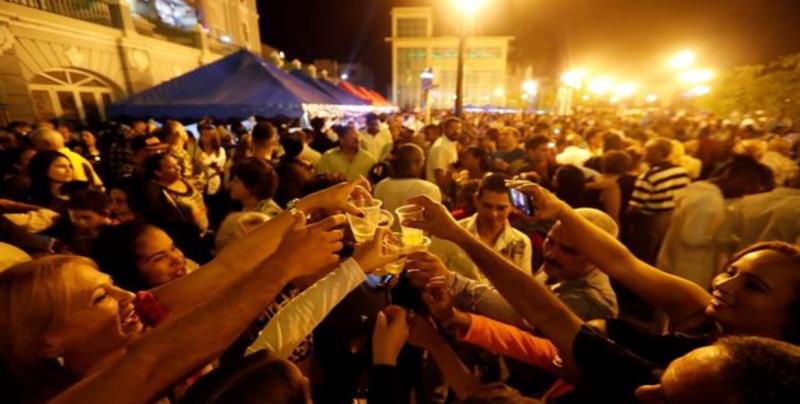 Santiago de Cuba celebra los 60 años de la Revolución y el Año Nuevo