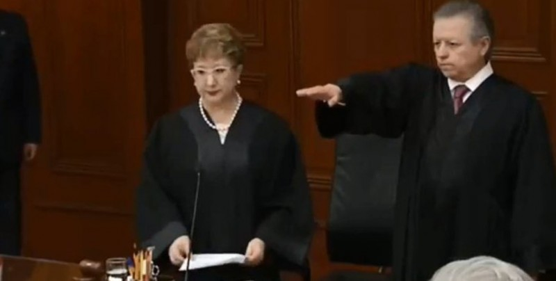 Nombran al liberal Arturo Zaldívar presidente de la Suprema Corte mexicana