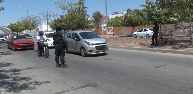 """Anuncia SSP """"Saldo Blanco"""" en Mazatlán durante Año Nuevo"""