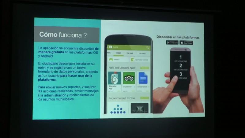 Mazatlán App, servicios públicos en línea