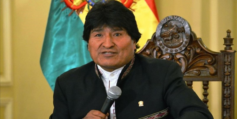 Evo Morales asegura que la estatal boliviana YPFB prepara contratos con Perú