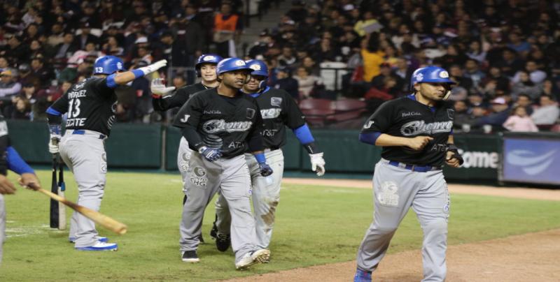 Charros golpea en Culiacán y empata serie