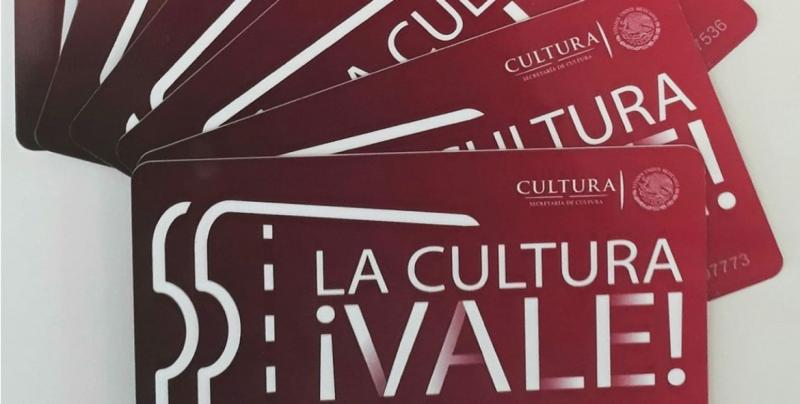 Tramita la tarjeta de descuentos de la  Secretaría de Cultura