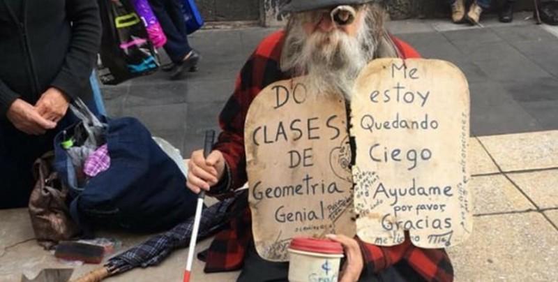 La triste historia del maestro que se hizo viral en México