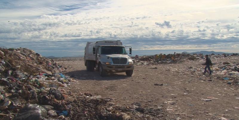 Modificarán días y horarios para la recolección de basura en Culiacán