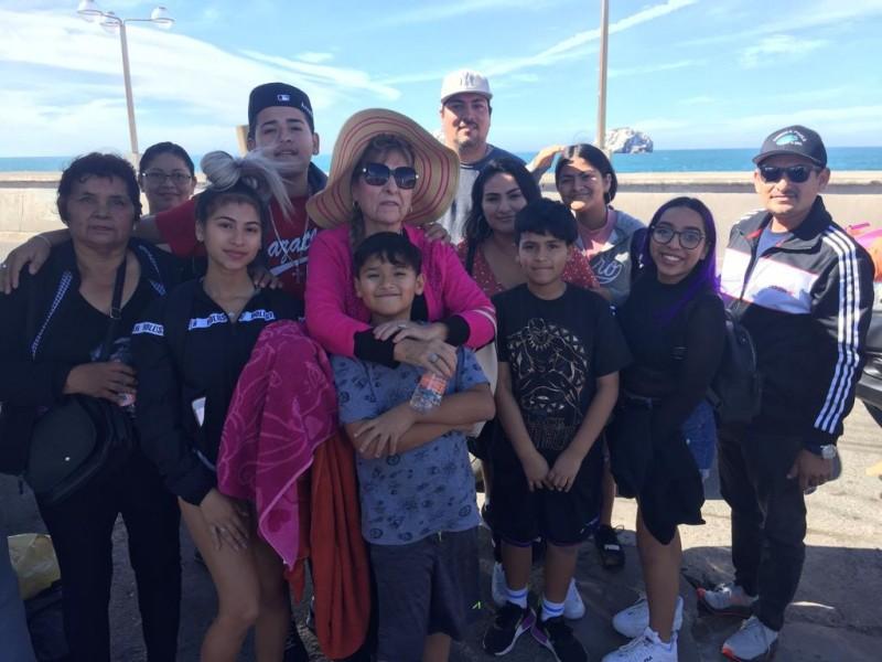 Turistas tienen contemplado regresar de vacaciones a Mazatlán