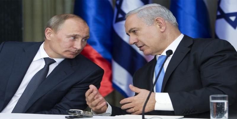 Netanyahu y Putin acuerdan seguir cooperando en Siria