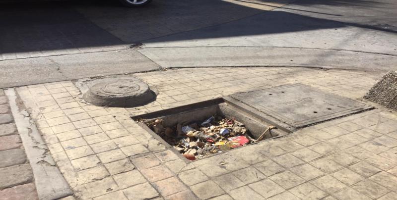 Siguen apareciendo registros sin tapadera en Culiacán