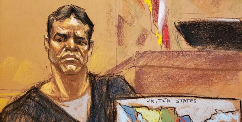 """El """"Vicentillo"""" señala a """"chuy toño"""" en juicio de el """"chapo"""" Guzmán"""""""