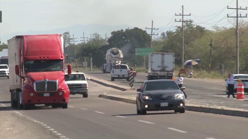 ¡A extremar precauciones en carretera!