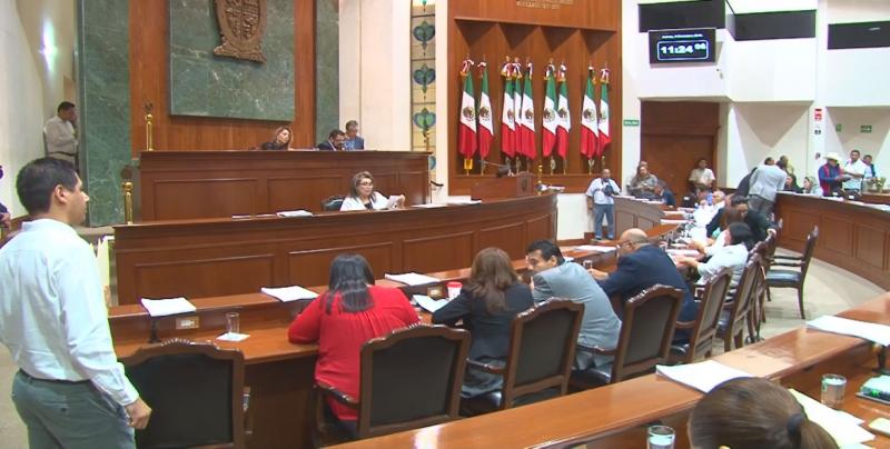 Diputados de MORENA defienden las reasignaciones al presupuesto estatal 2019