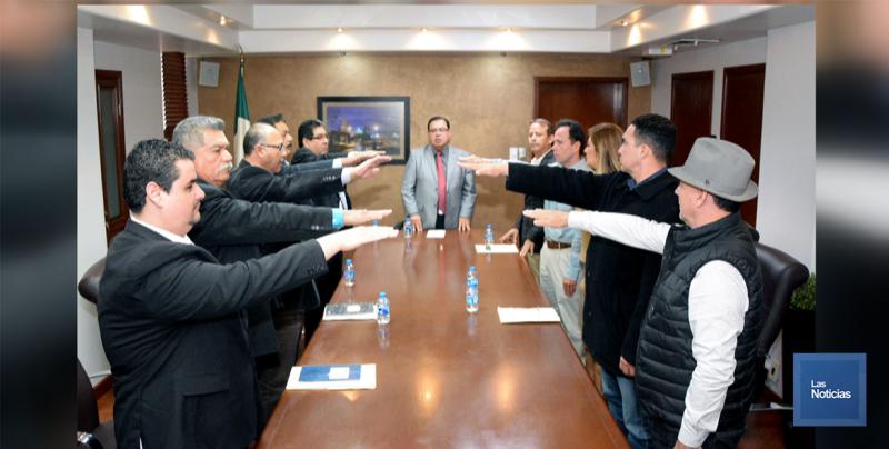 Continúan cambios en Ayuntamiento de Cajeme