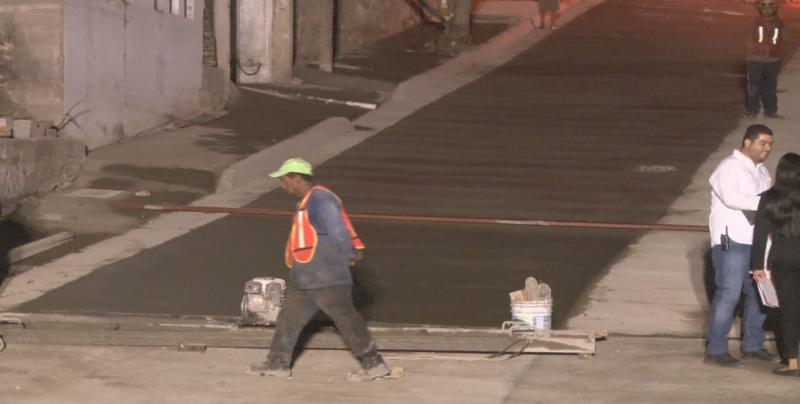 Existen proyectos de obras carreteras y pavimentación para este año