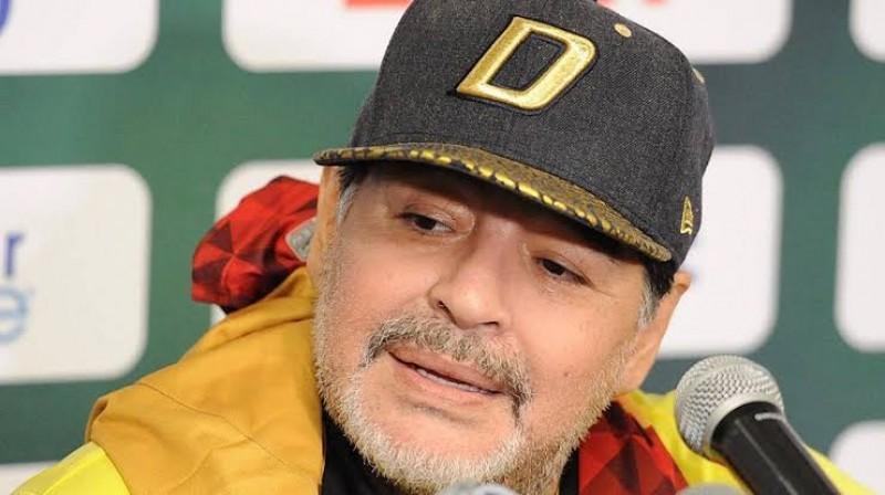 Dorados esperan que Maradona llegue al equipo en 10 días