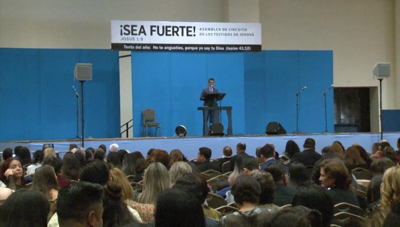 Realizan primera Asamblea de Circuito del 2019 Testigos de Jehová