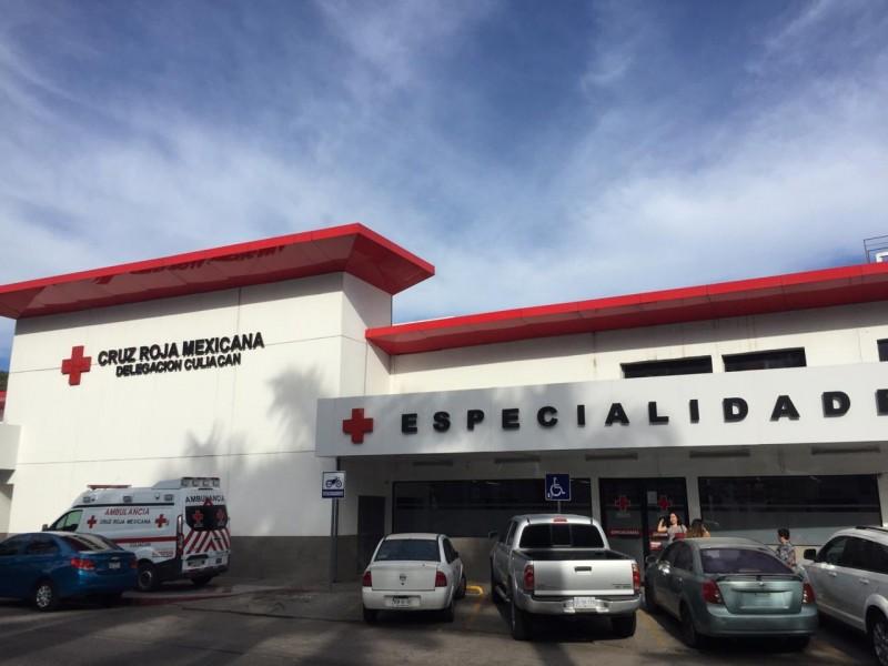 Despojan de su vehículo a socorrista de la Cruz Roja