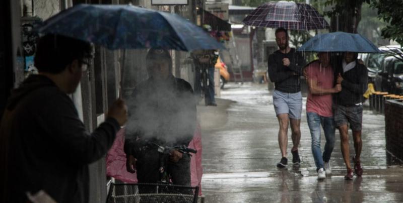 Frente frío 23 traerá lluvias y bajas temperaturas al país