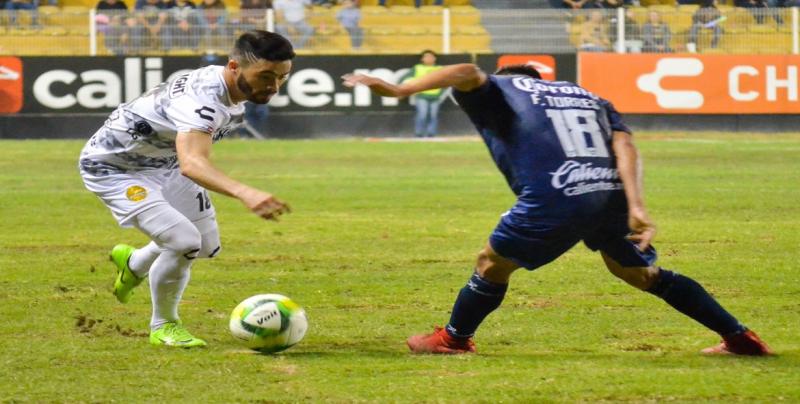 Dorados abre con derrota el Clausura 2019 ante Celaya