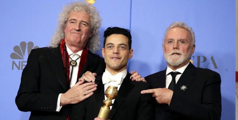 """Green Book"", ""Bohemian Rhapsody"" y ""Roma"" se reparten la gloria en los Golden Globes"