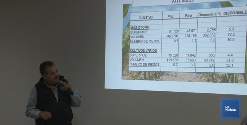 A casi 20 mil hectáreas dañadas por el frío, asciende la superficie en la región