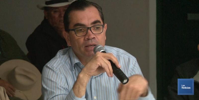 Los Diputados Jorge Russo y Marcos Carbajal, refrendan compromiso con productores agrícolas