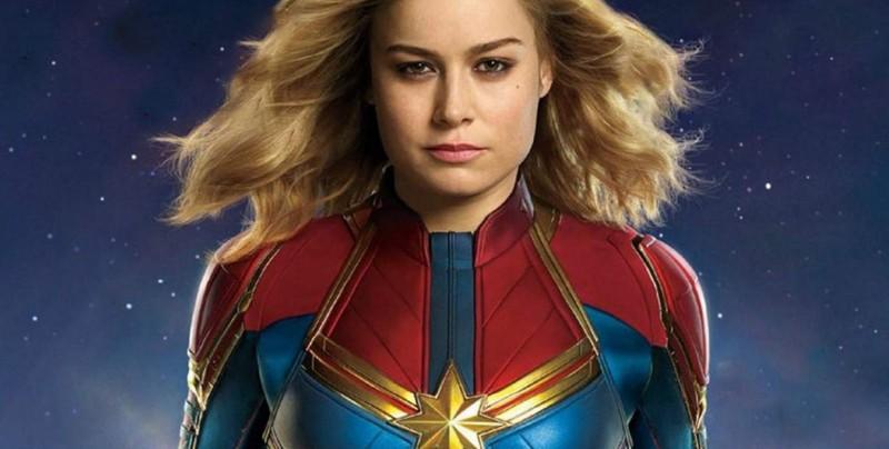 Lanzan tercer tráiler de Captain Marvel