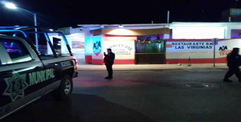 Detienen a dos por tiroteo en bar de Playa del Carmen