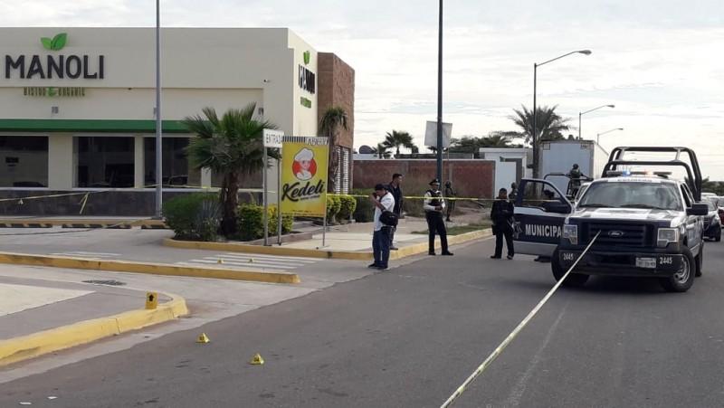 Fuera de peligro policía herido al intentar frustrar asalto