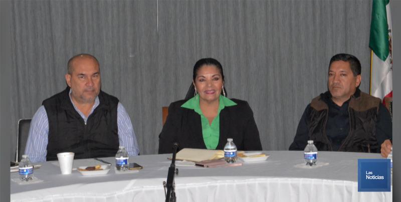 En Navojoa, se reúnen alcaldes de la Región del Mayo con autoridades de seguridad a los tres niveles de gobierno