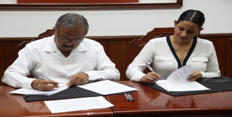 ISDE Firma convenios de colaboración con Concordia y Culiacán