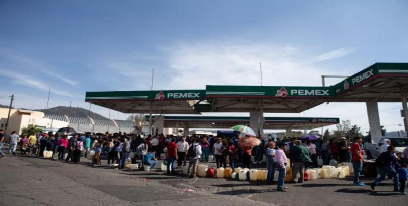 Hay descontento por estrategia contra el robo de combustibles: PAN Sinaloa