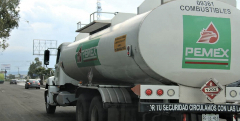 Distribución de gasolina se normalizará lo más pronto: PEMEX