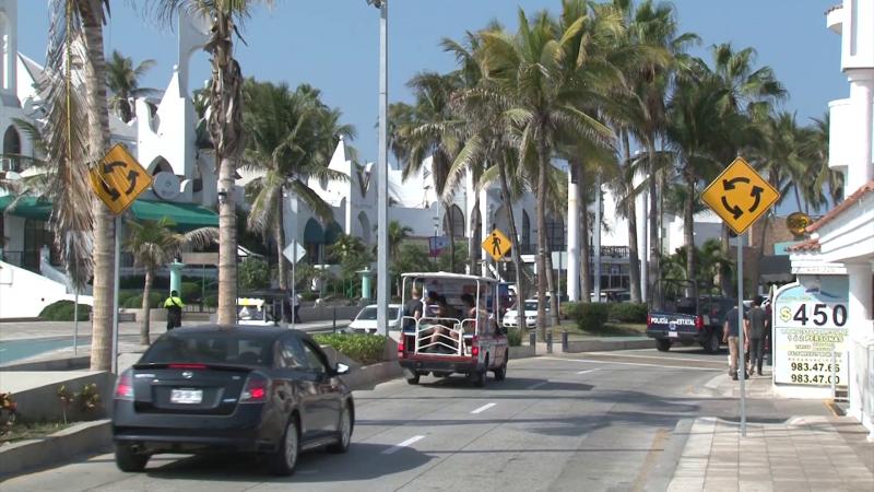Falta cultura vial para peatones