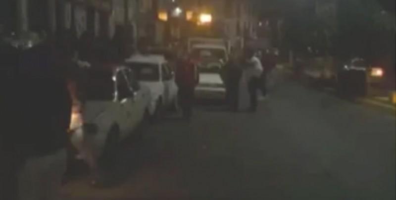 Personas llegaron buscando combustible en gasolinera y terminó en fiesta