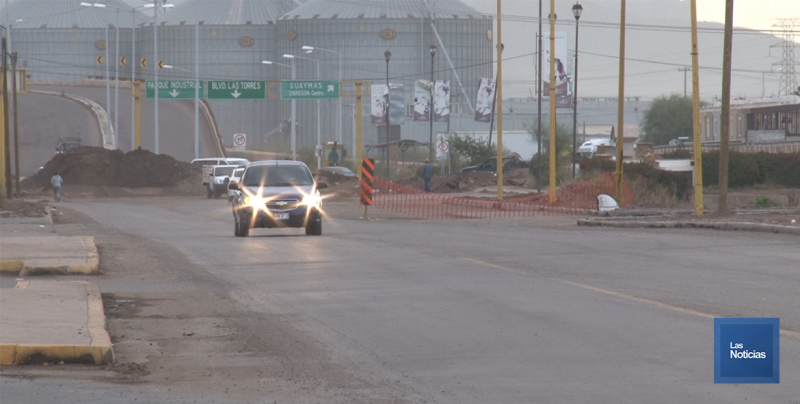 En Cajeme, luce a más de 80% la rehabilitación de la calle 300